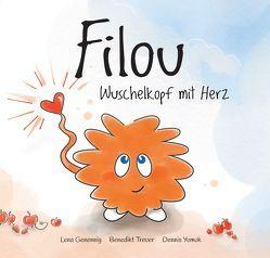 Filou – Wuschelkopf mit Herz von Genennig,  Lena, Sonnabend,  Nina, Treuer,  Benedikt, Yumuk,  Dennis