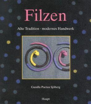 Filzen von Paetau Sjöberg,  Gunilla