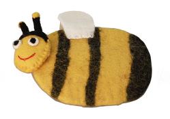 Filztasche Biene von Engeln,  Reinhard
