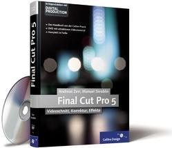 Final Cut Pro 5 von Skroblin,  Manuel, Zerr,  Andreas
