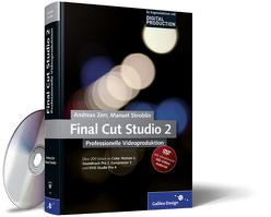 Final Cut Studio 2  Professionelle Videoproduktion von Skroblin,  Manuel, Zerr,  Andreas