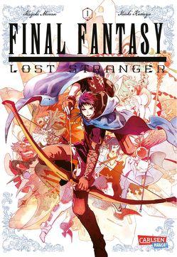 Final Fantasy − Lost Stranger 1 von Kameya,  Itsuki, Minase,  Hazuki