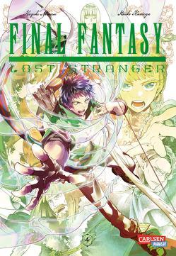 Final Fantasy − Lost Stranger 4 von Kameya,  Itsuki, Minase,  Hazuki