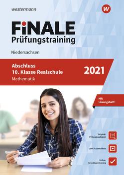 FiNALE Prüfungstraining / FiNALE Prüfungstraining Abschluss 10. Klasse Realschule Niedersachsen von Humpert,  Bernhard, Lenze,  Martina, Libau,  Bernd, Schmidt,  Ursula, Welzel,  Peter