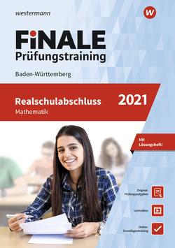 FiNALE Prüfungstraining / FiNALE Prüfungstraining Realschulabschluss Baden-Württemberg von Humpert,  Bernhard, Lenze,  Martina, Libau,  Bernd, Wallmann,  Lothar, Welzel,  Peter