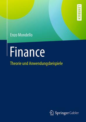 Finance von Mondello,  Enzo
