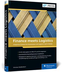Finance meets Logistics von Weissenborn,  Christian