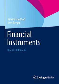 Financial Instruments von Berger,  Jens, Friedhoff,  Martin
