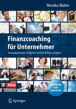 Finanzcoaching für Unternehmer von Müller,  Monika