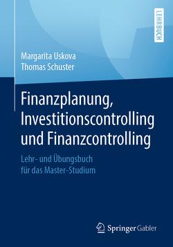 Finanzcontrolling von Schuster,  Thomas, Uskova,  Margarita
