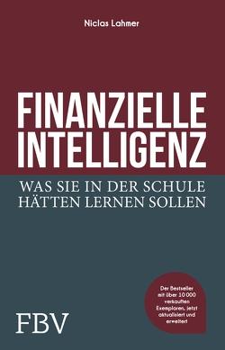 Finanzielle Intelligenz von Lahmer,  Niclas