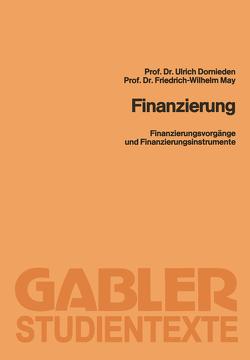 Finanzierung von Dornieden,  Ulrich, May,  Friedrich-Wilhelm