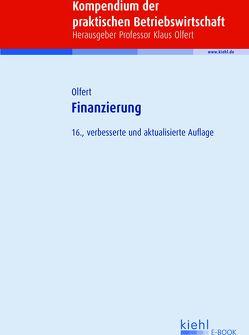 Finanzierung von Olfert,  Klaus