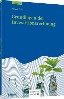 Grundlagen der Investitionsrechnung von Galli,  Albert
