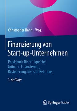 Finanzierung von Start-up-Unternehmen von Hahn,  Christopher