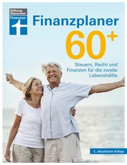 Finanzplaner 60+ von Pohlmann,  Isabell