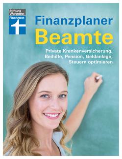 Finanzplaner Beamte von Pohlmann,  Isabell