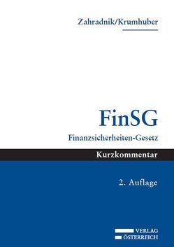 Finanzsicherheiten-Gesetz von Krumhuber,  Thomas, Zahradnik,  Andreas