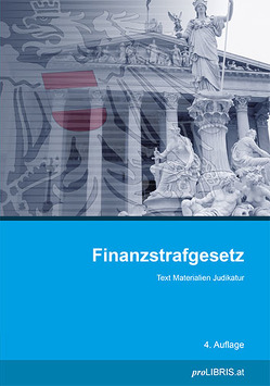Finanzstrafgesetz von proLIBRIS VerlagsgesmbH