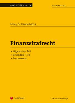 Finanzstrafrecht (Skriptum) von Köck,  Elisabeth