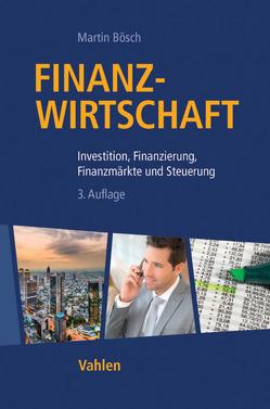 Finanzwirtschaft von Boesch,  Martin