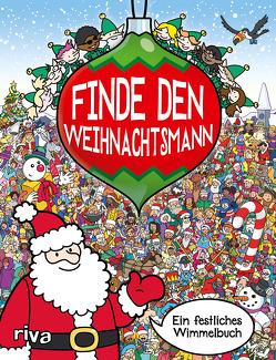 Finde den Weihnachtsmann von Whelon,  Chuck