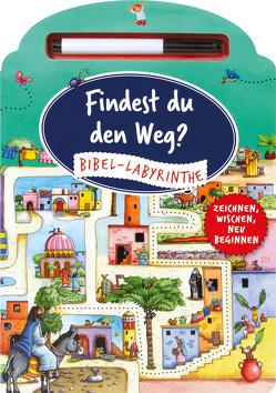 Findest du den Weg? von Guile,  Gill, Schalk,  Anita