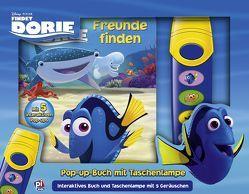 Findet Dorie, Freunde finden – Buch & Sound Spiel-Set