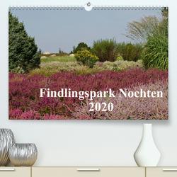 Findlingspark Nochten 2020 (Premium, hochwertiger DIN A2 Wandkalender 2020, Kunstdruck in Hochglanz) von Weirauch,  Michael