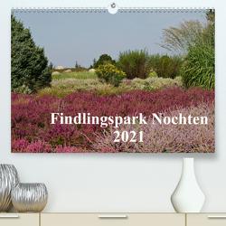 Findlingspark Nochten 2021 (Premium, hochwertiger DIN A2 Wandkalender 2021, Kunstdruck in Hochglanz) von Weirauch,  Michael