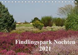 Findlingspark Nochten 2021 (Tischkalender 2021 DIN A5 quer) von Weirauch,  Michael