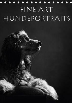 Fine Art Hundeportraits (Tischkalender 2018 DIN A5 hoch) von Behr,  Jana