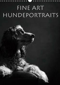 Fine Art Hundeportraits (Wandkalender 2019 DIN A3 hoch) von Behr,  Jana