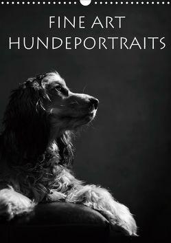 Fine Art Hundeportraits (Wandkalender 2020 DIN A3 hoch) von Behr,  Jana