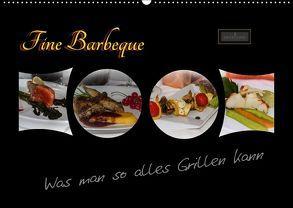Fine Barbeque – Was man so alles Grillen kann (Wandkalender 2018 DIN A2 quer) von Herbolzheimer,  Carl-Peter