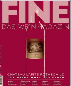 FINE Das Weinmagazin 01/2019 von Frenzel,  Ralf