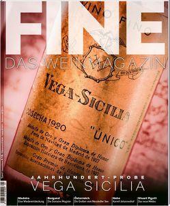 FINE Das Weinmagazin 01/2017 von Frenzel,  Ralf