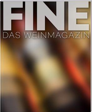 FINE Das Weinmagazin 01/2018 von Frenzel,  Ralf