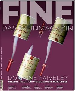 FINE Das Weinmagazin 02/2019 von Frenzel,  Ralf