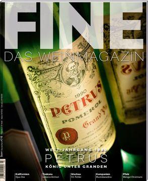 FINE Das Weinmagazin 03/2017 von Frenzel,  Ralf