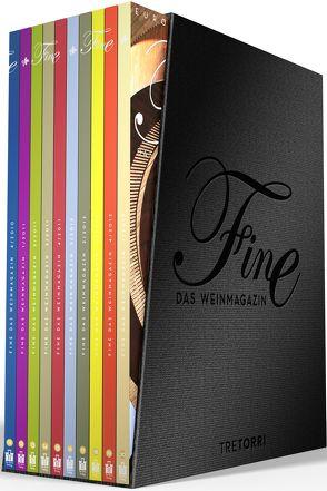 FINE Das Weinmagazin Ausgabe 11-20 von Frenzel,  Ralf