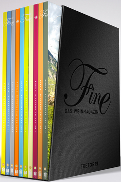 FINE Das Weinmagazin Ausgabe 21-30 von Frenzel,  Ralf