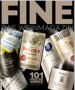 FINE Das Weinmagazin Special von Bäder,  Kristine, Frenzel,  Ralf