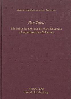 Fines Terrae von von den Brincken,  Anna-Dorothee