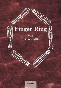 Finger Ring von Vrsa-Sattler,  P.