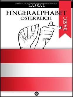 Fingeralphabet Österreich von Lassal