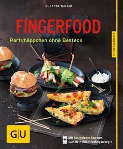 Fingerfood von Walter,  Susanne
