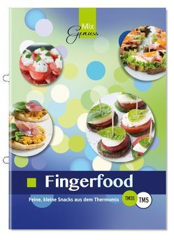 Fingerfood von Wild,  Corinna