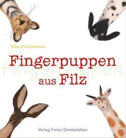 Fingerpuppen aus Filz von Dümpelmann,  Silke
