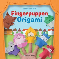 Fingerpuppen-Origami von Fuchimoto,  Muneji